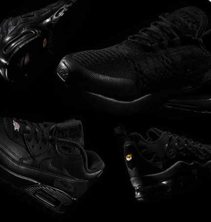 Footlocker – Nike All Black